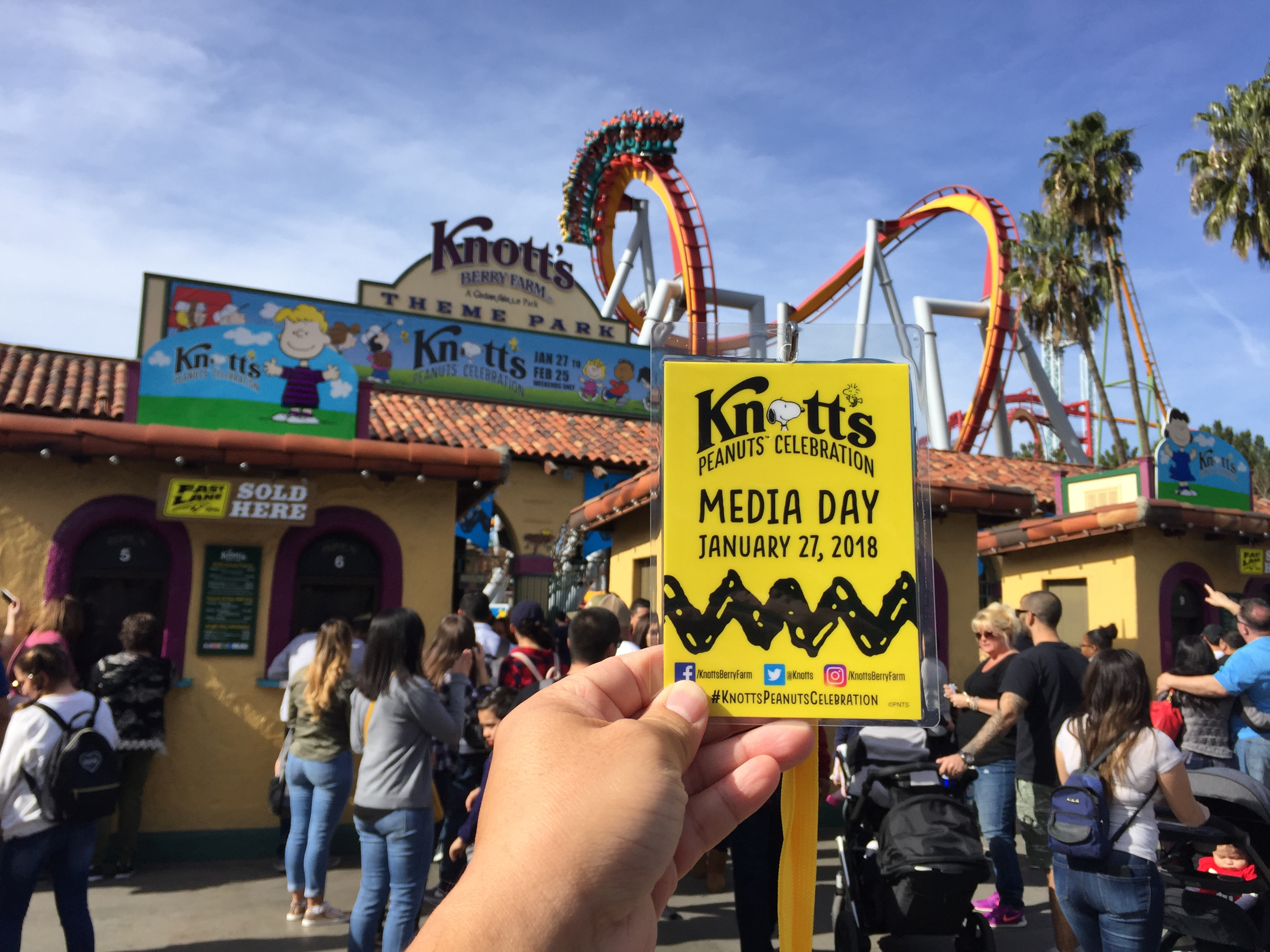 SoCal Attractions 360 – Knott\'s Peanuts Celebration – Plenty of ...