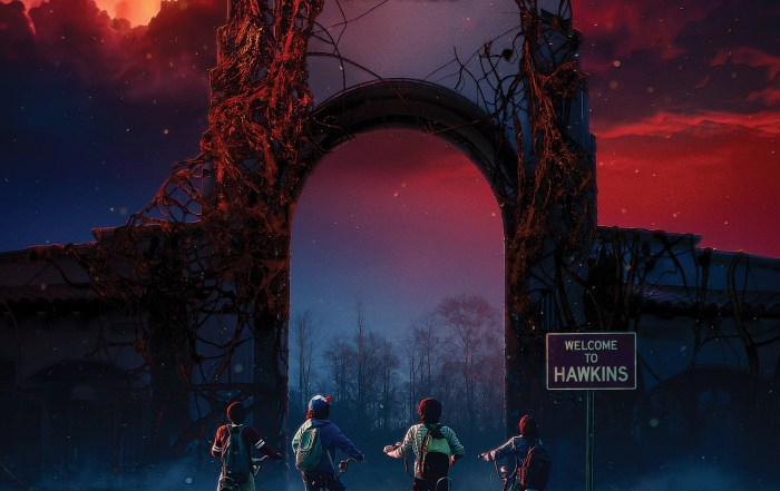 Stranger Things is Coming to HHN 2018