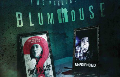The Horrors of Blumhouse maze at USH-HHN 2018