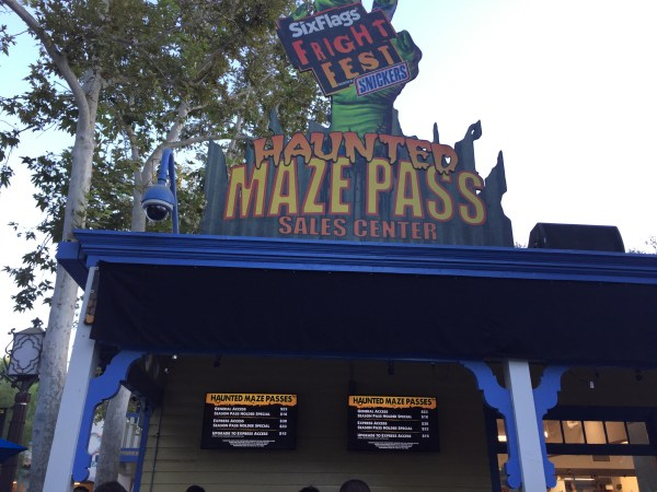 SoCal Attractions 360 – Six Flags Magic Mountain Fright Fest 2018