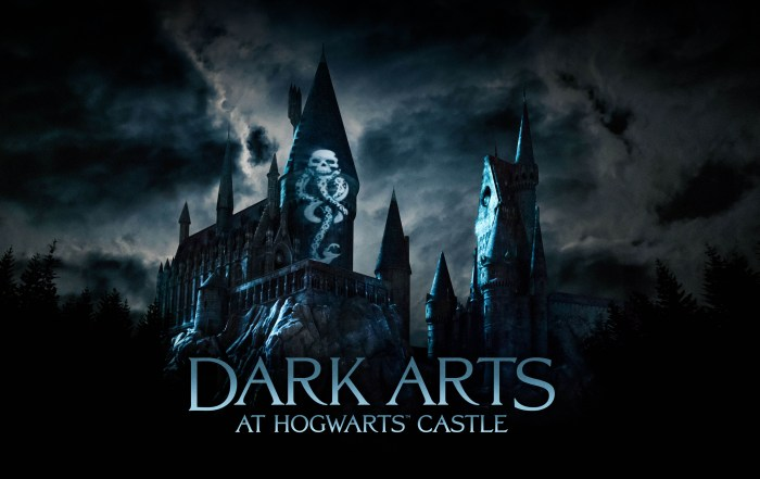 Dark Arts - WWoHP at Universal Studios