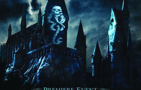 Dark Arts Premiere Event - WWoHP at Universal Studios