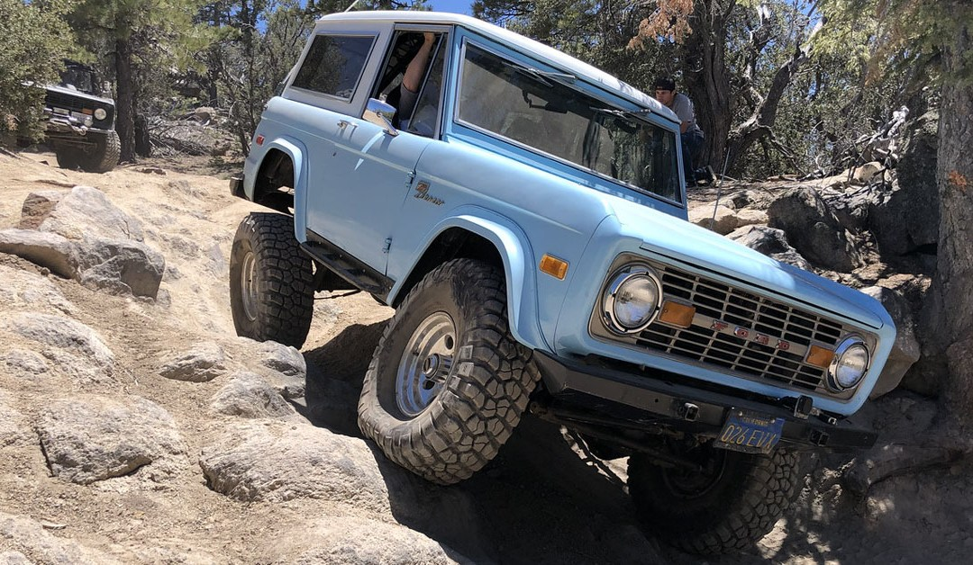 Big Bear Bronco Bash XVIII – Little John Bull – June 2019