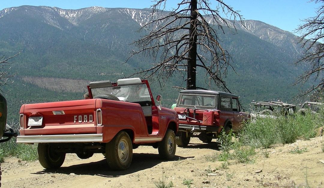 Radford Truck Trail