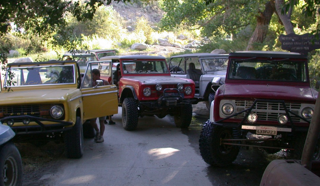 Lockwood-Miller Jeep Trail – August 2003