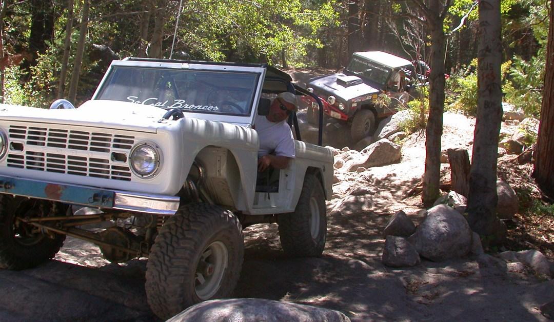 Holcomb Creek & John Bull Trail – September 2004