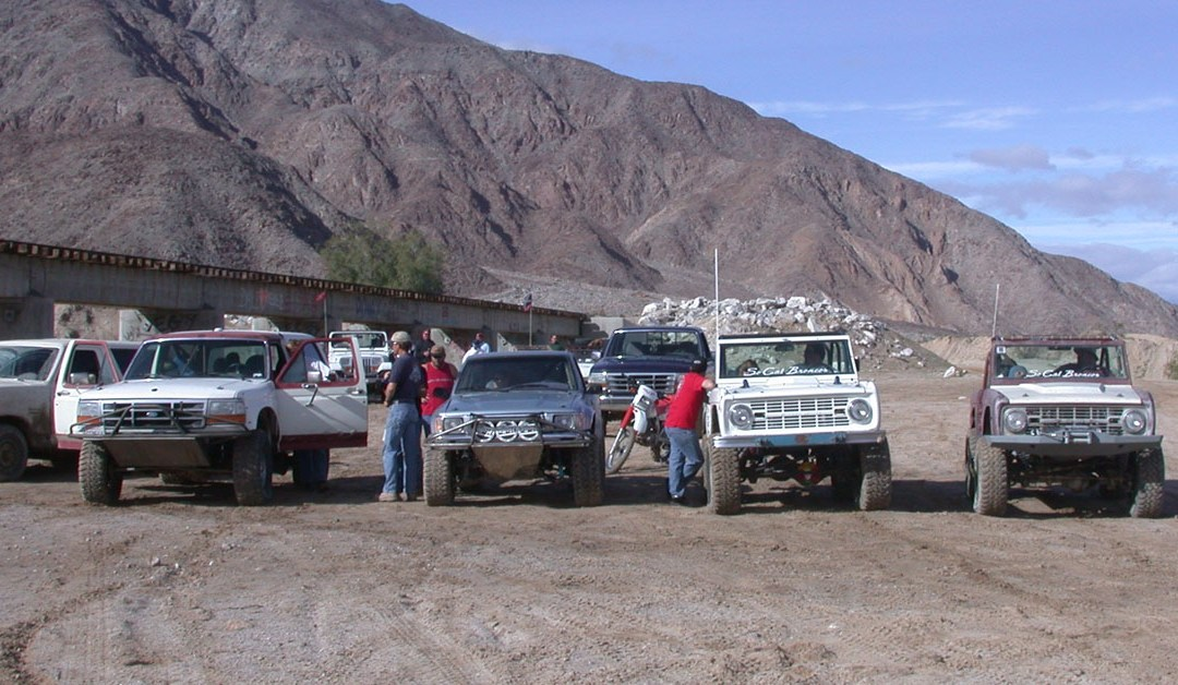Ocotillo Wells – New Years Day 2005