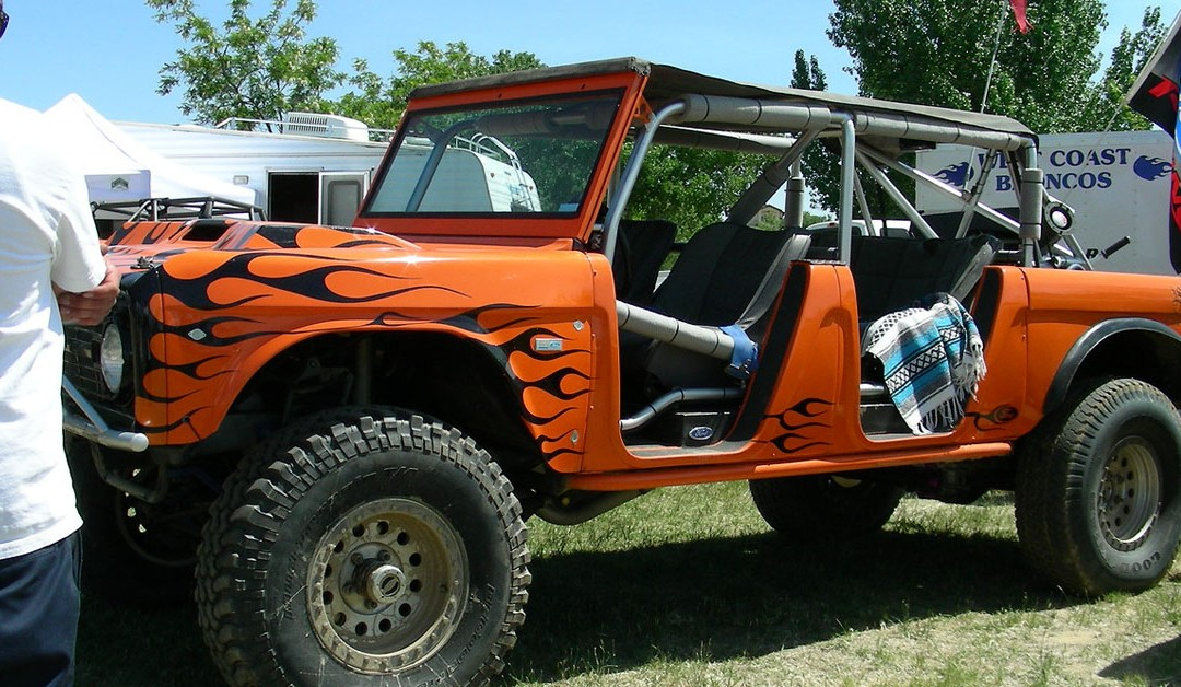 Bronco 40th Anniversary – May 2006