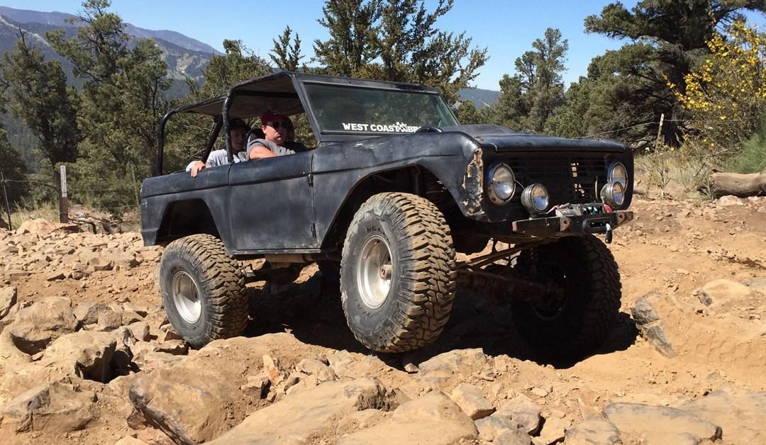 Big Bear Bronco Bash XV – Gold Mountain – June 2016