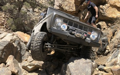 Big Bear Bronco Bash XVII – Sidewinder – June 2018