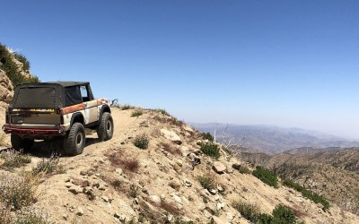 Big Bear Bronco Bash XIX – Pipes Canyon – June 2020