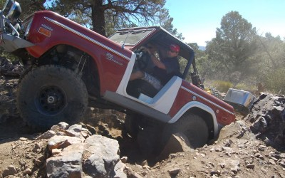 Big Bear Bronco Bash VII – Gold Mountain – June 2008
