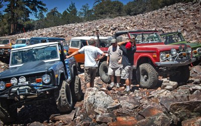 Big Bear Bronco Bash VII – June 2008