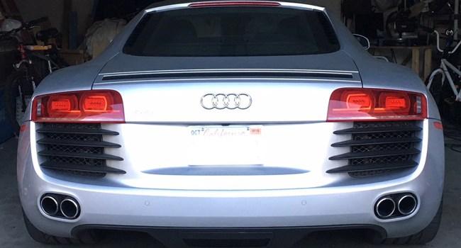 Future Classic – First-Gen Audi R8 V8