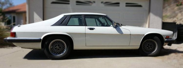 1990 Jaguar XJS V12 Coupe – $2600