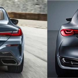 BMW 8 Series….Infiniti Q60's Big Brother?