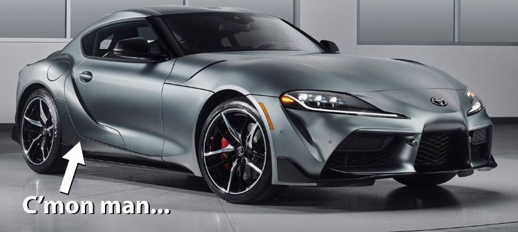 2020 Toyota Supra – My One Gripe