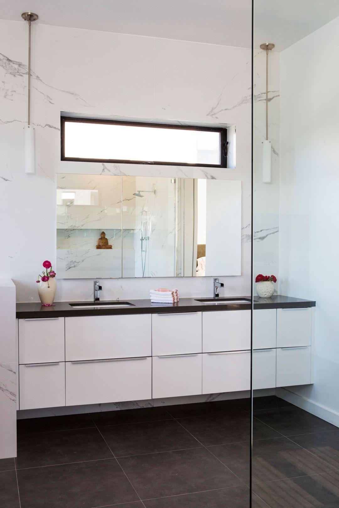 Venice Beach Modern Bathroom