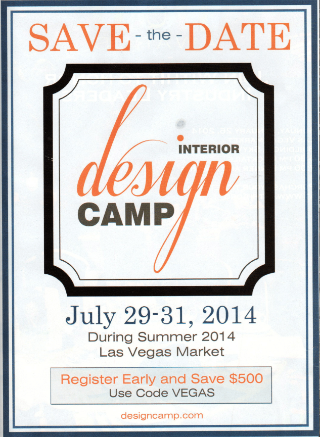 Los Angeles Celebrity Interior Designer Lori Dennis Design Camp Las Vegas Market Preview AD Winter