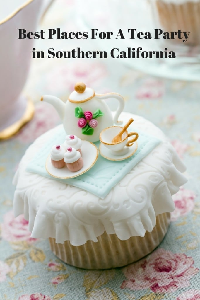 Mom, are you looking for a unique location to spend quality time with your daughter? Or a fashionable venue to host your child's birthday party or a friend's baby or bridal shower? Then this exhaustive list of tea shops throughout Southern California, from Santa Barbara to San Diego, will tickle your fancy!