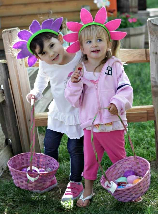 Are you looking for a fun Easter outing for the entire family? Then take them to the Irvine Park Railroad's annual Easter Eggstravagnza on March 25 through April 15 in Orange, California!