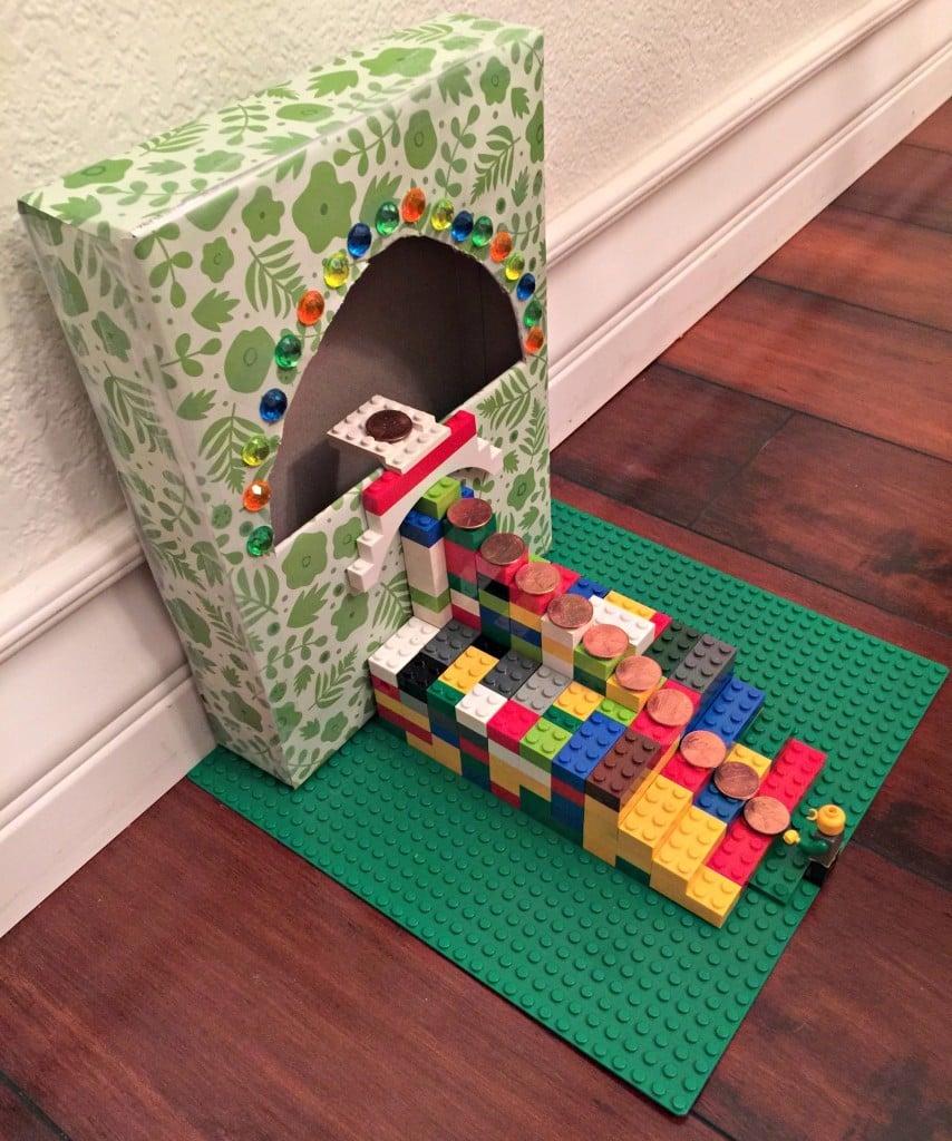 Easy LEGO Leprechaun Trap For Kids SoCal Field Trips