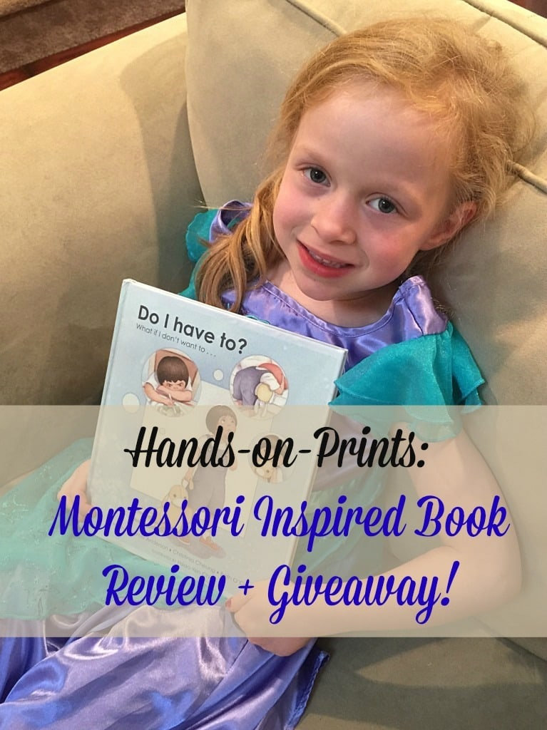 Hands-on-Prints Books are beautiful and educational books written in the Montessori tradition for young readers to tweens.