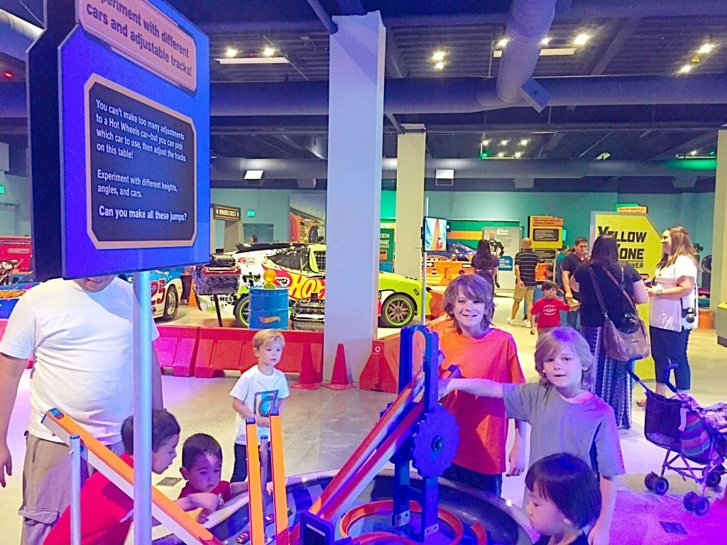 Enter to win 4 tickets to see Hot Wheels: Race to Win at The Discovery Cube OC in Santa Ana.