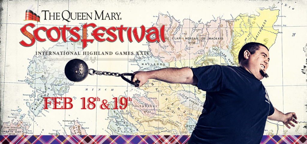 Discount Tickets To ScotsFestival At The Queen Mary