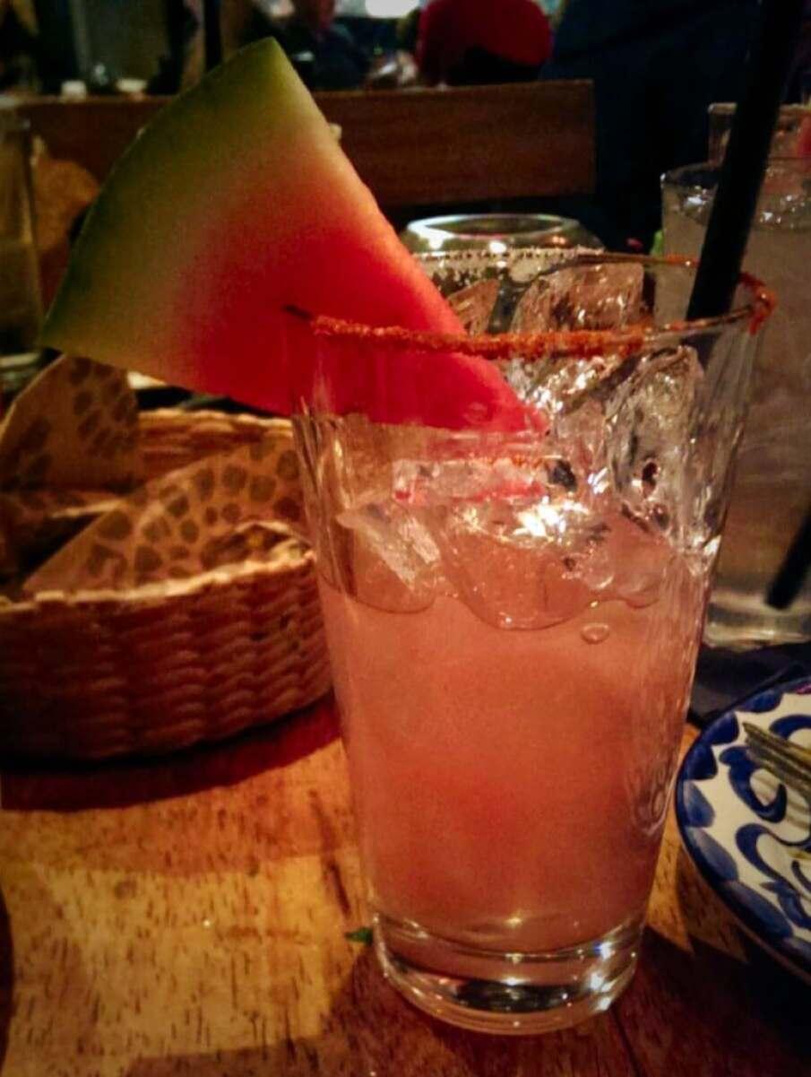 Solita tacos and margarita restaurant review in Huntington Beach