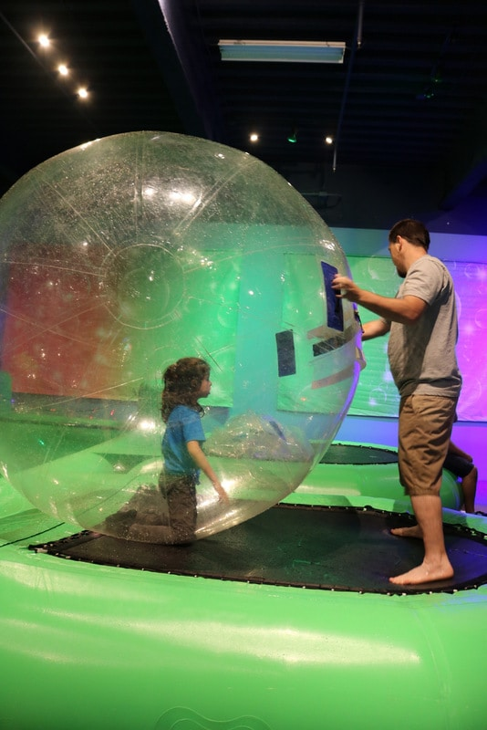 Bubblefest at the Discovery Cube Orange County has larger-than-life magic tricks, amazing illusions and hands-on activities that the whole family will enjoy!