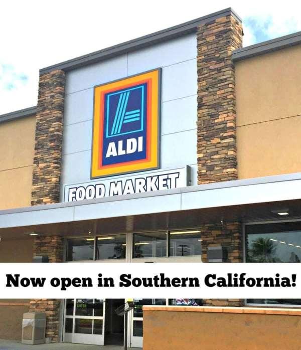A Field Trip to my local ALDI store in Southern California ...