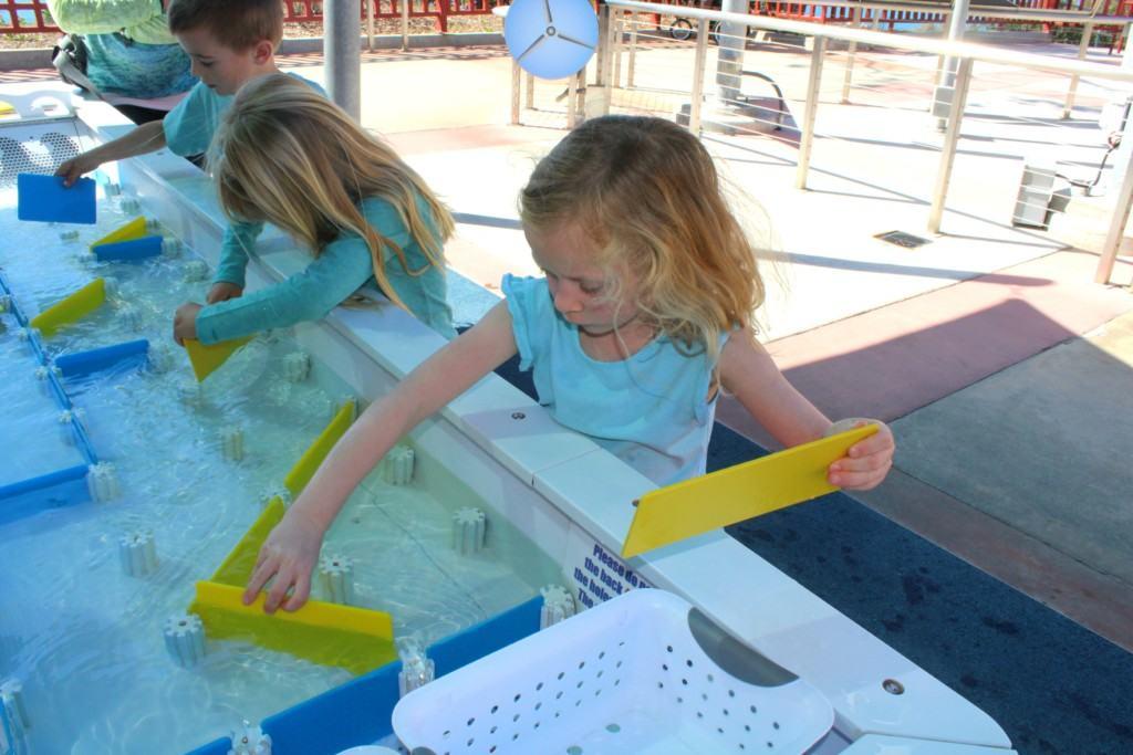 Birch Aquarium School Programs