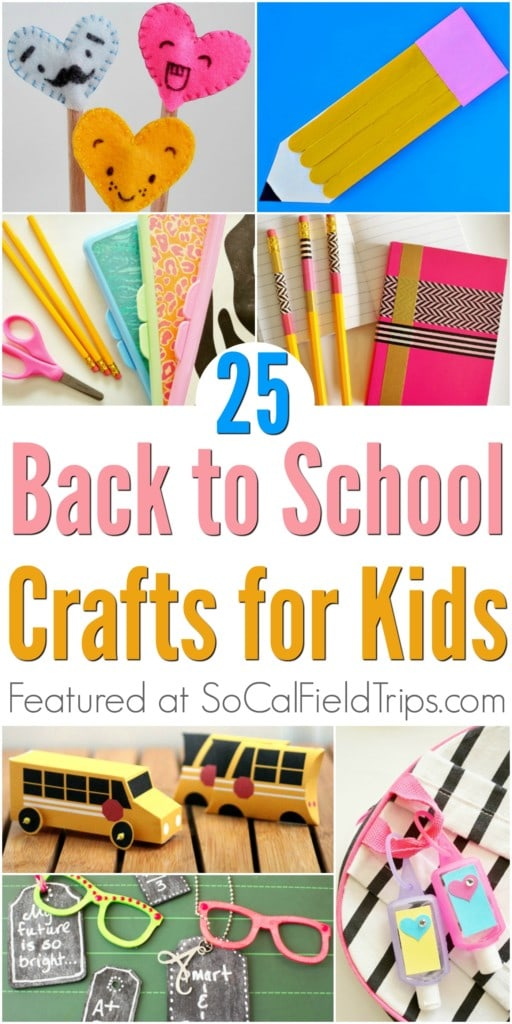 are you a teacher or daycare provider looking for a back to school craft