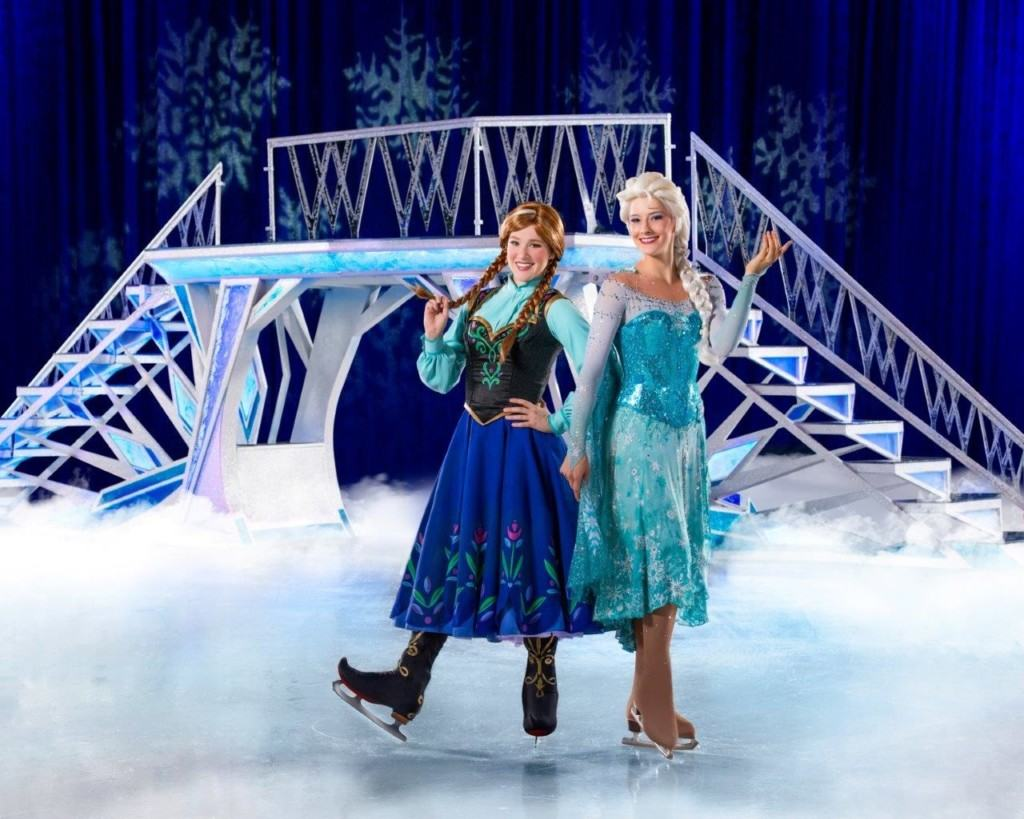 Disney On Ice presents Worlds of Enchantment is coming to Southern California from December 15, 2016 through January 8, 2017. This action-packed ice spectacular will showcase beloved characters from Disney•Pixar's Cars, Toy Story 3, Disney's The Little Mermaid plus the enchanting Academy Award®-winning Frozen. Discount tickets are now available online!
