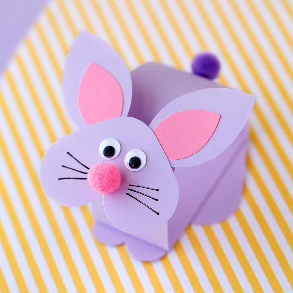 10 Fun And Fluffy Bunny Crafts For Kids