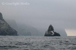 Eagle Rock at Catalina Island