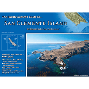 Front cover of The Private Boater's Guide to San Clemente Island