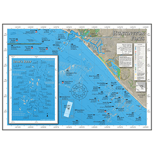 Thumbnail of Huntington Flats Fishing Map
