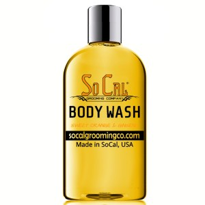 SWEET ORANGE & GINSENG BODY WASH