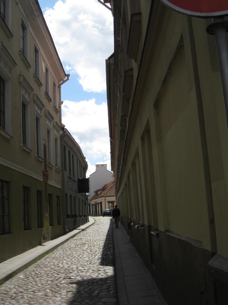 Litvak Trip Day 4: Choral Synagogue & Jewish Quarter, Vilnius (5/6)