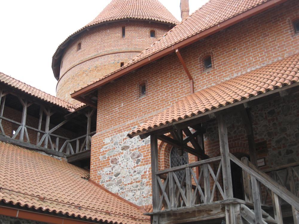Litvak Trip Day 5: Trakai Island Castle, Karaite Town of Trakai (5/6)
