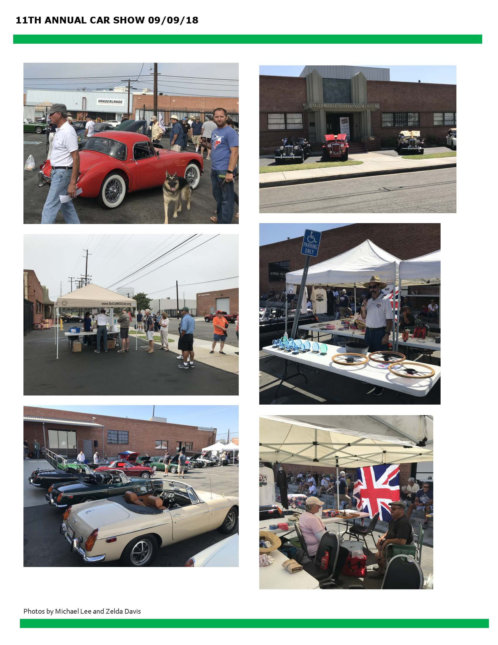 Welcome To The Southern California MG Club SoCal MG Club - Fullerton car show 2018