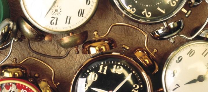 Clocking In