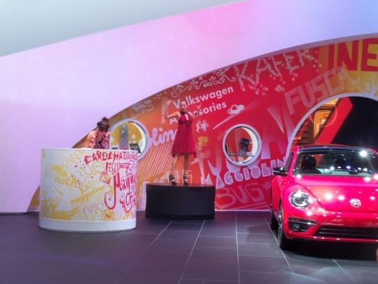 Volkswagen Go-Go Dancers