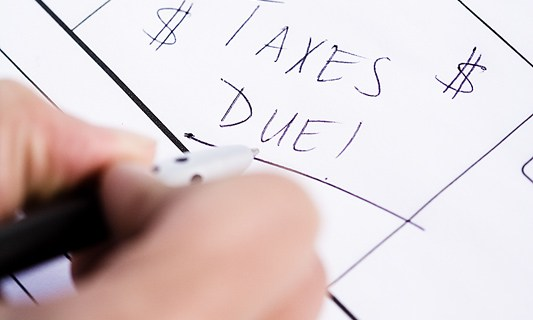 This Week's Challenge: Tax-ing Commitments