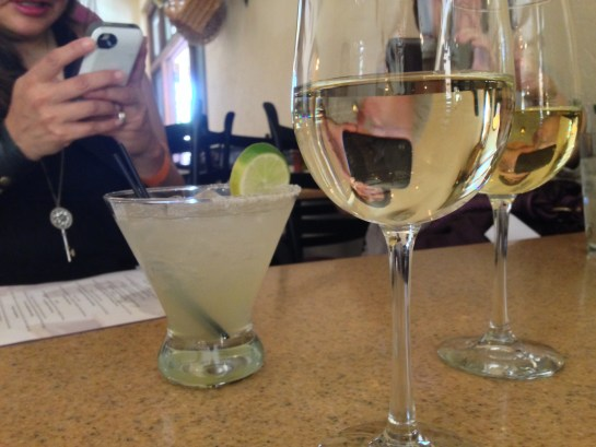 Beverages at Wine Country Trattoria