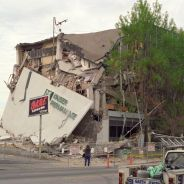 """Mother Nature's """"Quake-Up"""""""