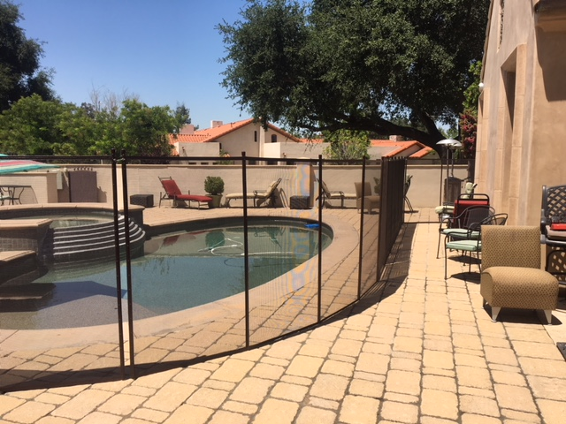 5 feet pool fencing