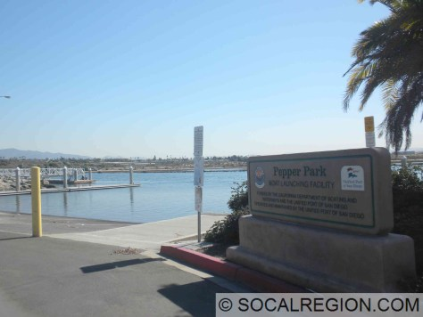 National City Boat Launch and Dock